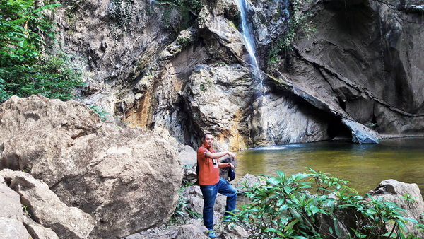 mokfa waterfall, mok fah waterfall, tour from chiang mai to pai